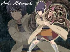 images of Mitarashi Anko