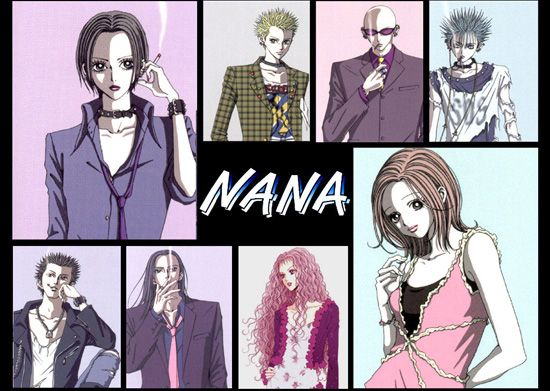Nanas Love Nanas Dream Nana Episode