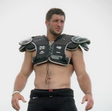 Hot Guys Nude: Tim Tebow