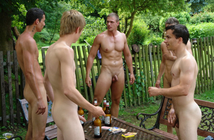 Horny Fiction: IN THE WOODS  Part 1
