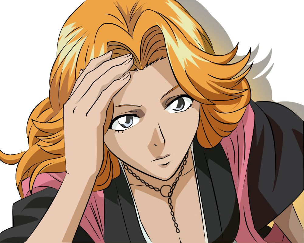 Bleach Rangiku Matsmoto Sexy Photos