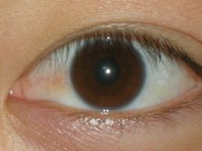 little eyes, BIG IMAGINATIONS!: My up close and personal eye