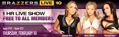 Rachel Starr Brazzers Live 10 Part 3