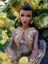 Libell�s: Barbie Silkstone , Dominique Makeda , Fashion Royalty , FR2