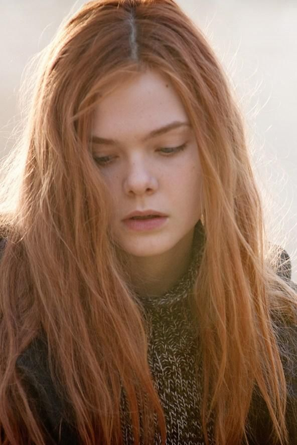 Elle Fanning Ginger And Rosa Screencaps