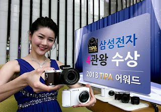 Samsung Memenangi 4 TIPA Award