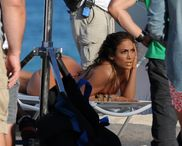 Upskirt Celebs: J Lo finally flashes some bikini crotch