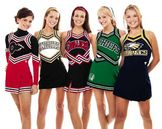 Cheer Uniforms  William McKinley High School (Glee)