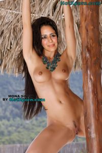 TV Actress Mona Singh Complete Nude Photoshoot Showing Boobs And Pussy