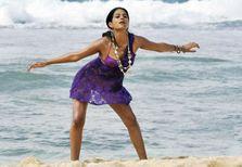 images of Keijublogi Sraddha Das Wet Beach Photos Hot Bikini Show