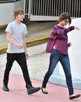 Justin Bieber ve Selena Gomez birlikte resimleri | Yabanc?