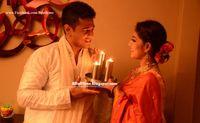 Bangladeshi Actress Model Monalisa and Faiyaz Marriage Engagement