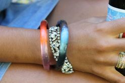 Walk In My Ladyboots: GIVEAWAY: PONO BANGLES