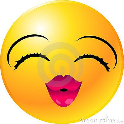 Kissy Face Big
