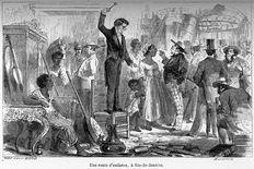 Slave Auction, Rio de Janeiro, 1859186 1