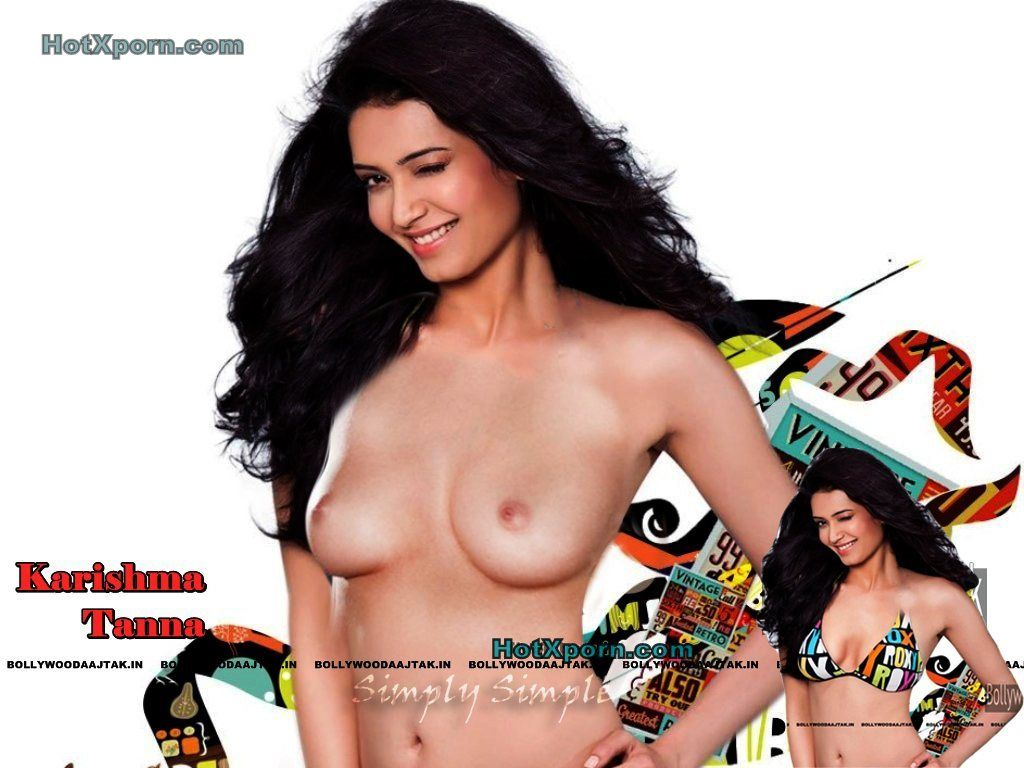Karishma Fke Boobs