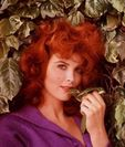 Tina Louise, in COLOR! (and slightly exposed)