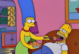 the simpsons bart and marge fuck original source of image
