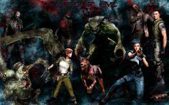 Geek Gamers: Especial Resident Evil