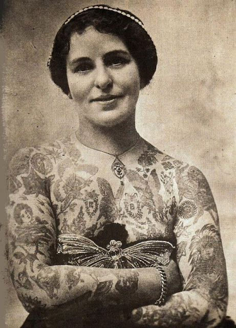 Tattooed Ladies