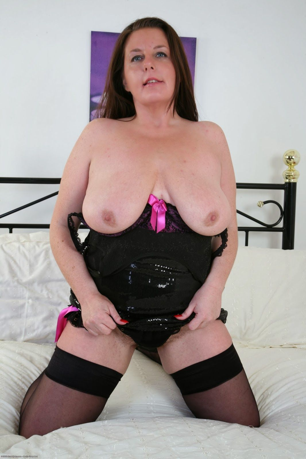 Auntjudys Jade Stockings And Lingerie