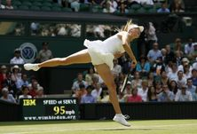 More Hot Pictures from Extreme Maria Sharapova Cameltoe