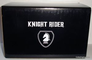 Toyz: SDCC 2012 Haul: Mattel / Hot Wheels Knight Rider K I T T