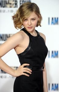 Chloe Grace Moretz Photo Set | Paper Top Actor