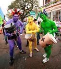 Mardi Gras at Galveston's