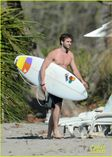 Liam Hemsworth: Sexy, Shirtless, Wet + BULGE! SUPER HOT POST!