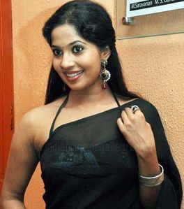 Shruthi - South Indian Tv Serial Actress Pics