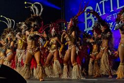 Los Angeles Samba Dancers Opened