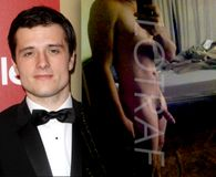 All Natural & More: Josh Hutcherson Naked Selfie? of the Day