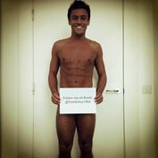 Welcome to Noni Anumudu's Blog : Tom Daley posts naked picture on
