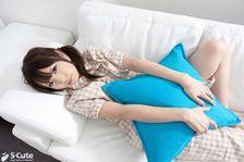 Chika Arimura in pretty sleepwear | Sexy Japanese Girls