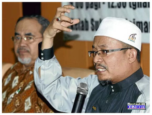 Ustaz Kazim Elias Berhenti Ceramah, Dapat Ugutan Bunuh