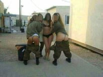 Israeli Army Girls Gone Wild ~ Damn Cool Pictures