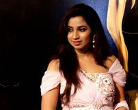Shreya Ghoshal  indian film actress