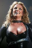 Britney Spears ' breasts are rumored to be redone multiple times.