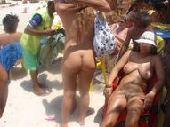 Nudist Photo: Brazilian Nude Beach!!!