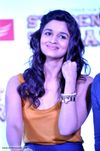 Alia Bhatt at SOTY and Aircel TieUp Event