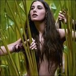Nargis Fakhri Creates Stirs With Her Topless Photoshoot