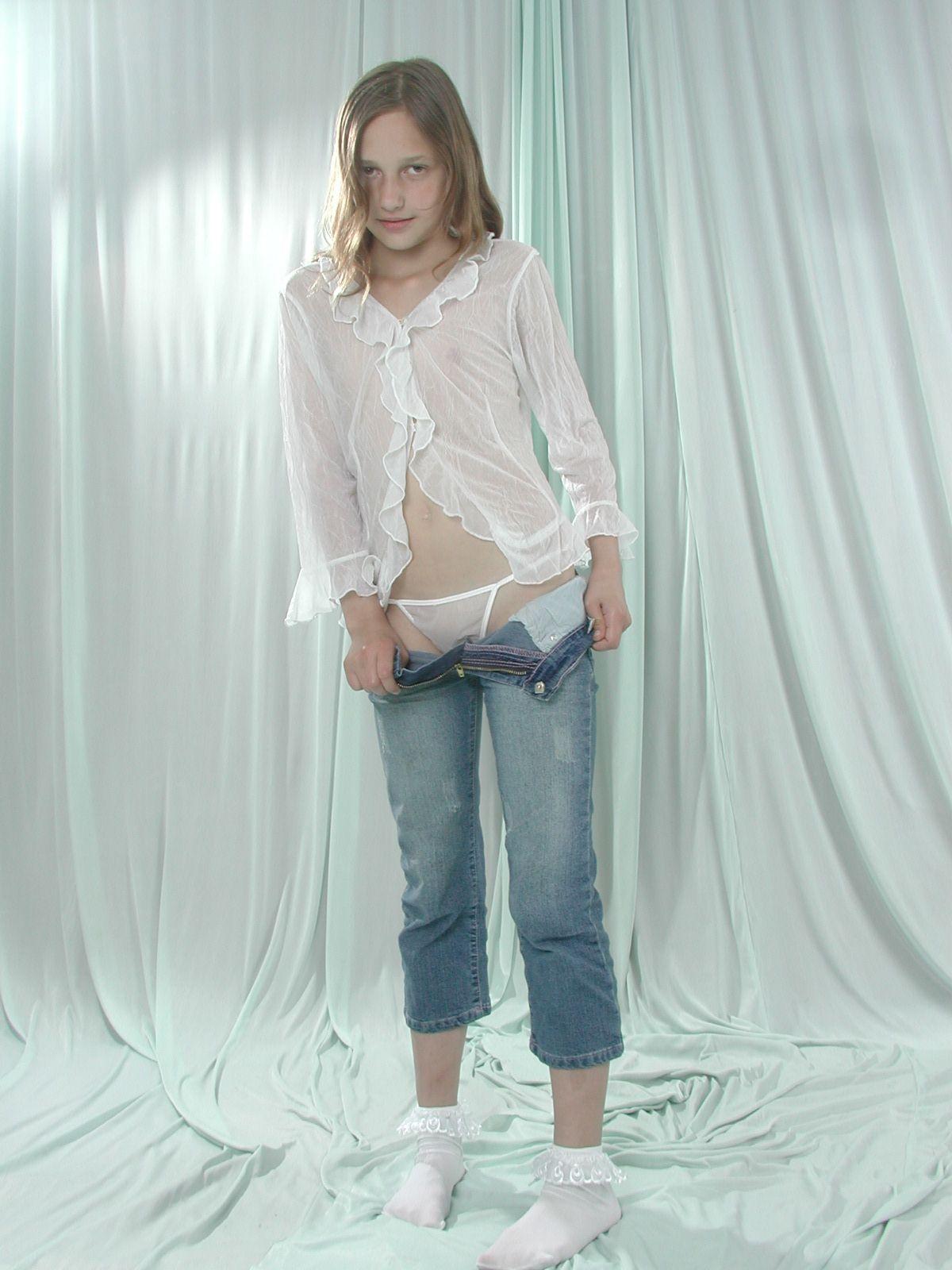 Katya Y111 Topless