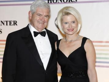 Newt Gingrich Wife
