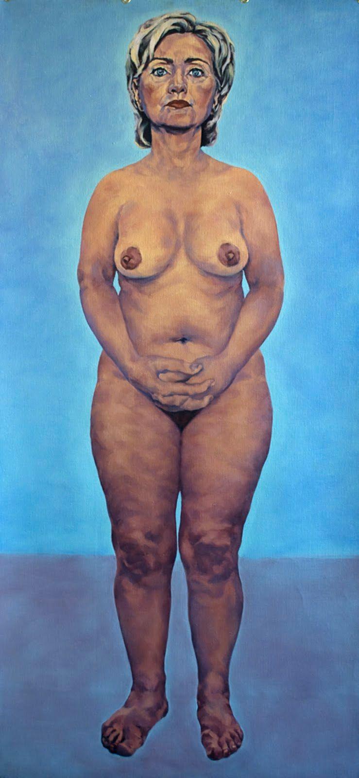Clinton Nude