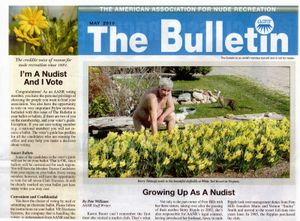 naturist archives of the 2010s: THE BULLETIN 2010