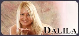 Ver las fotos de la cantante de cumbia Dalila, la Flor de Loto de la