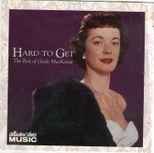 Beth's Record Blog: Hard to get Gisele Mackenzie