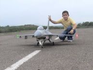 The largest Remote control planes  Worlds Largest Model RC Plane