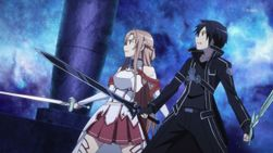 Anime World Center: Sword Art Online  Cap�tulo 12
